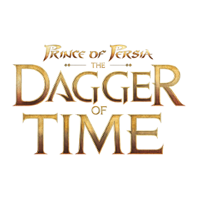 LOGO PRINCE OF PERSIA: THE DAGGER OF TIME